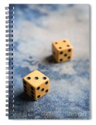 Craps Spiral Notebook