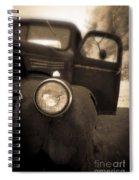 Crash Spiral Notebook