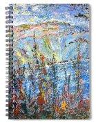 Crater Lake - 1997 Spiral Notebook