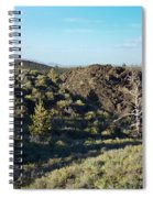 Craters Of The Moon2 Spiral Notebook