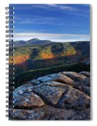 Crawford Early Morning - Looking North Spiral Notebook