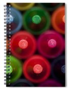 Crayon Tips 1 A Spiral Notebook