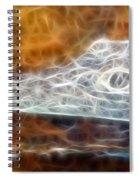 Crazy Gator Spiral Notebook