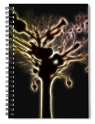 Creation Of Music Spiral Notebook