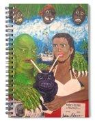 Creature Comforts Spiral Notebook