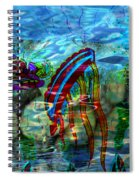 Creatures Of The Deep Spiral Notebook