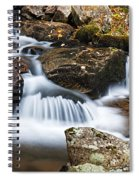 Creek In Maine Img 6377 Spiral Notebook