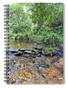 Creekside 2 Spiral Notebook