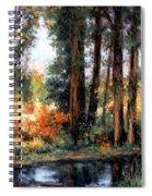 Creekside No 2 Spiral Notebook