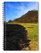 Creeping Death Spiral Notebook