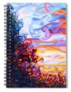 Crescendo Spiral Notebook