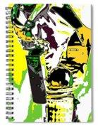 Cricketer Spiral Notebook