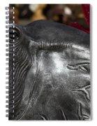 Crimson Tide For Christmas Spiral Notebook