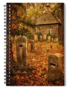 Crispsell Memorial French Church  Spiral Notebook