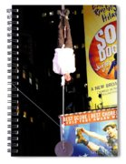 Criss Angel Spiral Notebook