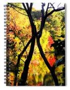 Crisscross Spiral Notebook