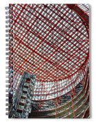 Criss-cross Spiral Notebook