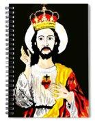 Cristo Rei Spiral Notebook