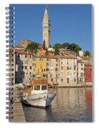 Croatia Spiral Notebook