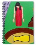 Crock Of Gold Spiral Notebook