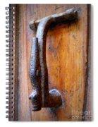 Crocodile Knock Spiral Notebook