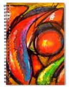 Cromo Spiral Notebook