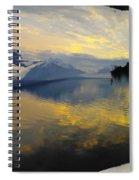 Crooked Frame Spiral Notebook