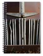 Crooked Grill Spiral Notebook
