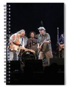 Crosby Stills Nash And Young Spiral Notebook
