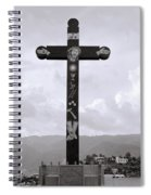 Cross Of Jesus Christ Spiral Notebook