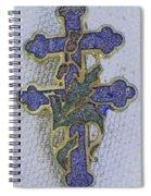 Cross Of Lorraine 1 Spiral Notebook