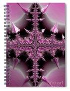 Cross Of Thorns Spiral Notebook