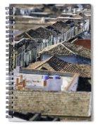 Cross Town.. Spiral Notebook