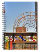 Cross Walk Spiral Notebook