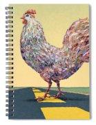 Crossing Chicken Spiral Notebook