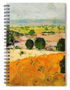 Crossing Paradise Spiral Notebook