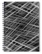 Mono Lines 3 Spiral Notebook