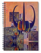 Crown 127 Spiral Notebook