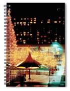 Crown Center Christmas - Kansas City-1 Spiral Notebook