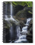 Crown Jewel Square Spiral Notebook