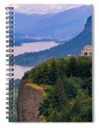 Crown Point 3 Spiral Notebook