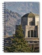 Crown Point Spiral Notebook