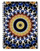 Crowning Glory Spiral Notebook