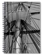 Crows Nest Spiral Notebook