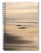 Croyde At Dusk Spiral Notebook