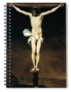 Crucifixion Of Christ Spiral Notebook