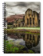 Crucis Abbey Spiral Notebook