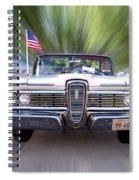 Cruise Night 02 Spiral Notebook
