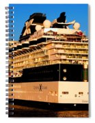 Cruise Spiral Notebook