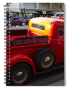 Cruisin Grand Truck Spiral Notebook